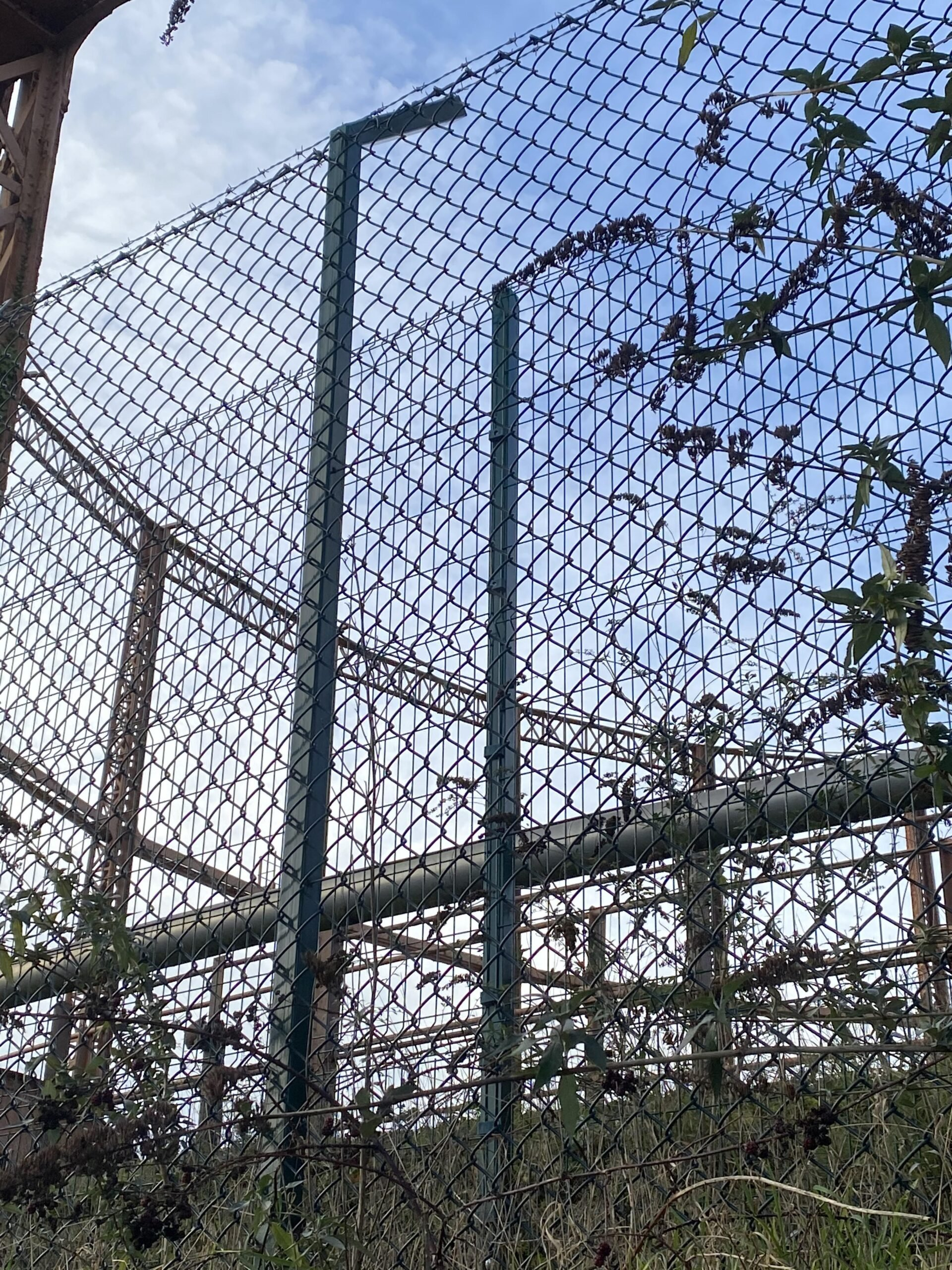 Chainlink and Weldmesh security fencing